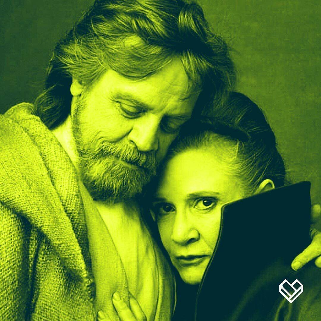 Luke Skywalker & General Leia Organa