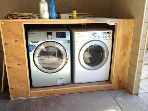 Pin By Jahaira Estrada On Washer Dryer Outdoor Laundry Rooms Outdoor Laundry Area Laundry