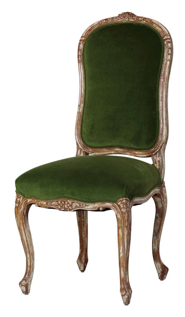 Late 1800s Four French Chairs For Sale 1 椅子 French Chairs