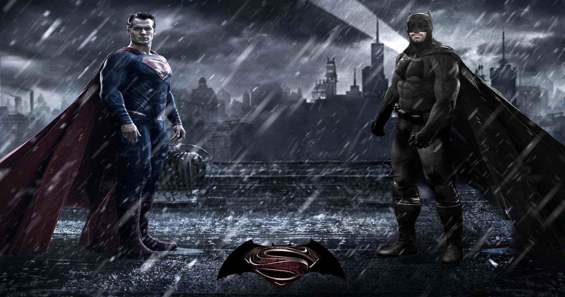 Batman V Superman Wallpaper P By LoganChico On DeviantArt 1920x1080 Vs Wallpapers 48