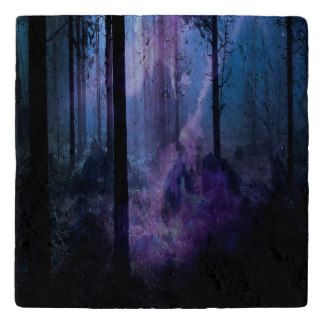 Mystic Night Trivet