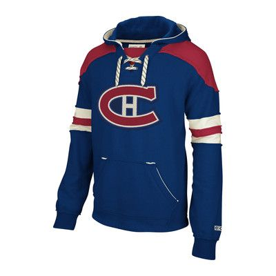 on sale 901cf 92d05 Looking at 'CCM Vintage Montreal Canadiens Retro Pullover ...
