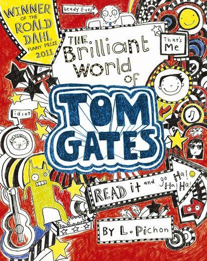 ReadWonder: The Brilliant World of Tom Gates by L. Pichon...
