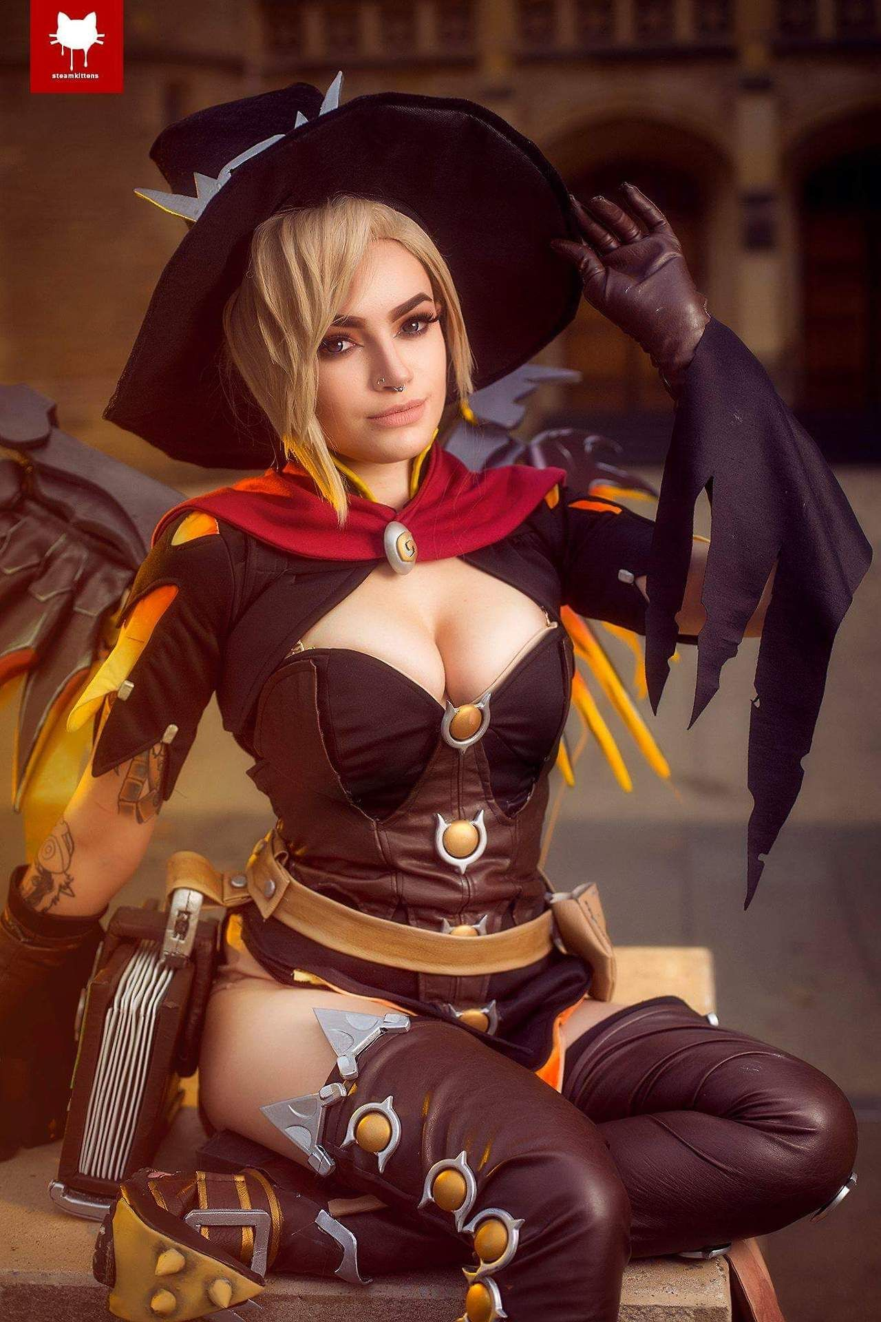 Cosplayer: Zalaria Cosplay. Country: Australia. Cosplay: Witch ...