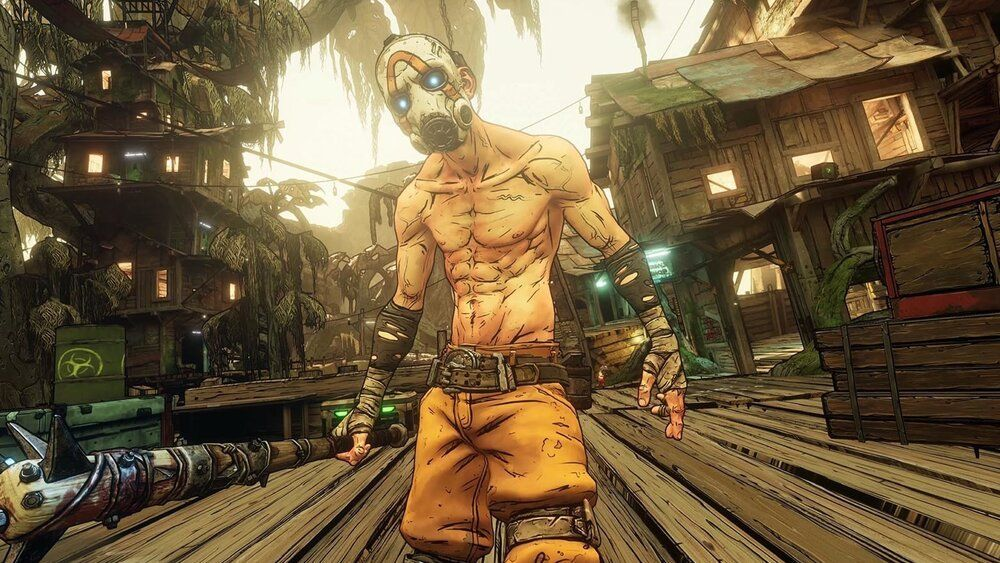 Eli Roth Set To Direct a Feature Film Adaptation of The Video Game BORDERLANDS