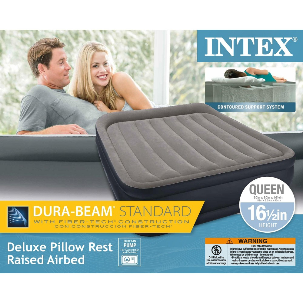 Series Deluxe Pillow Rest Raised