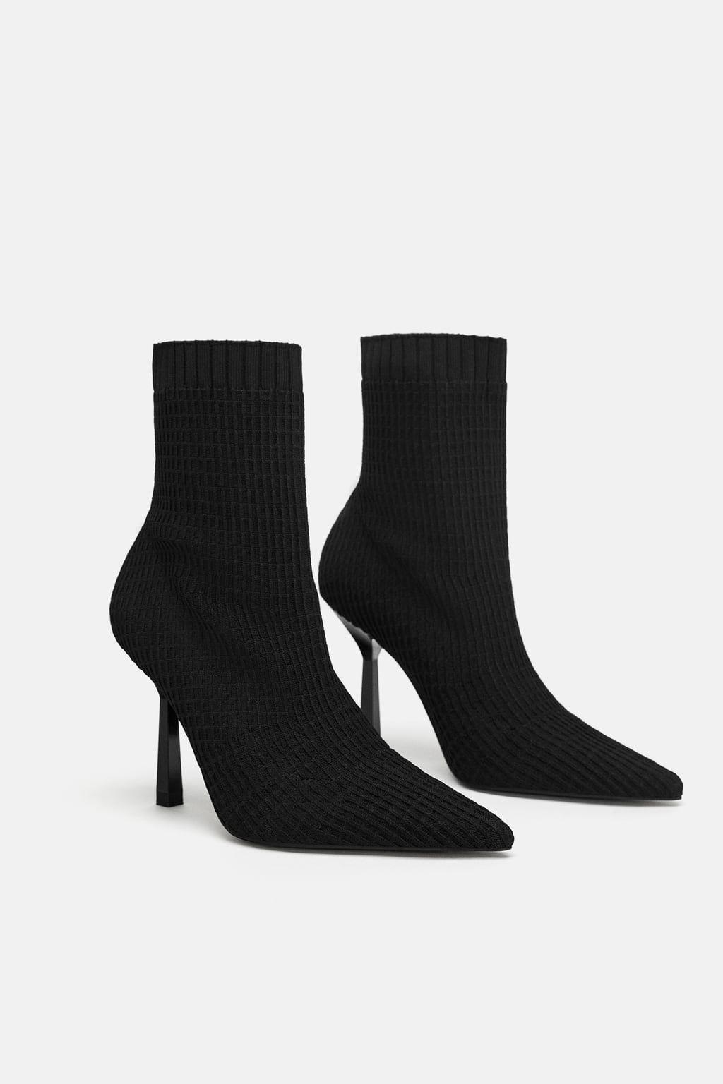 Productos salida online 100% autenticado BOTÍN TACÓN ELÁSTICO | P. Farchez... in 2019 | Heels, Boots ...