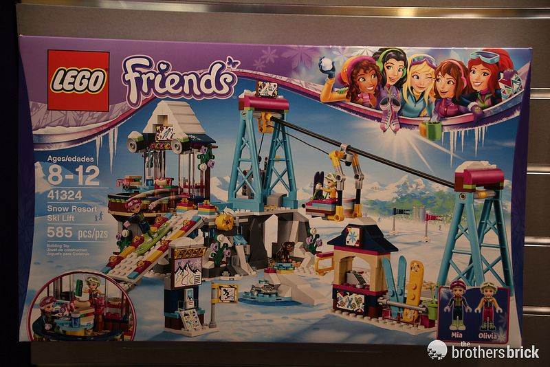 Summer 2017 Lego Friends Sets Revealed At New York Toy Fair 2017