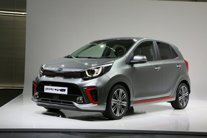 All-new Picanto city car majors on quality, technology and versatility