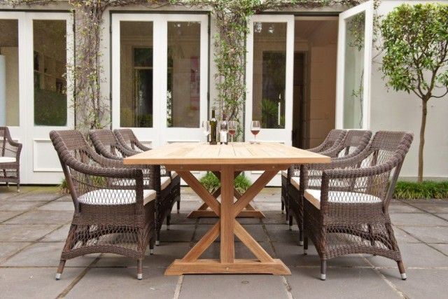 Cleaning Teak Wood Outdoor Furniture Part 66