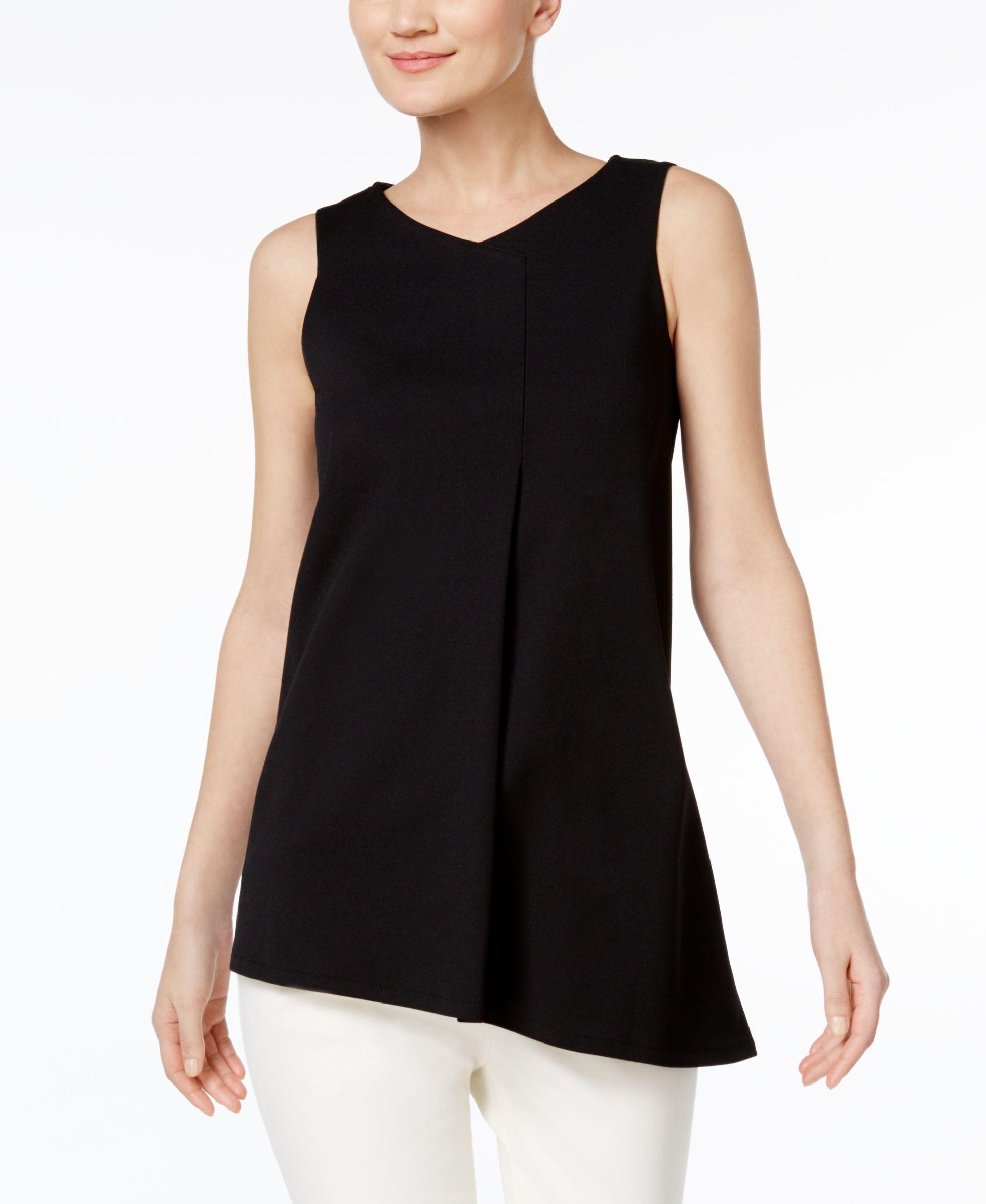 Alfani Womens Shirts Macys