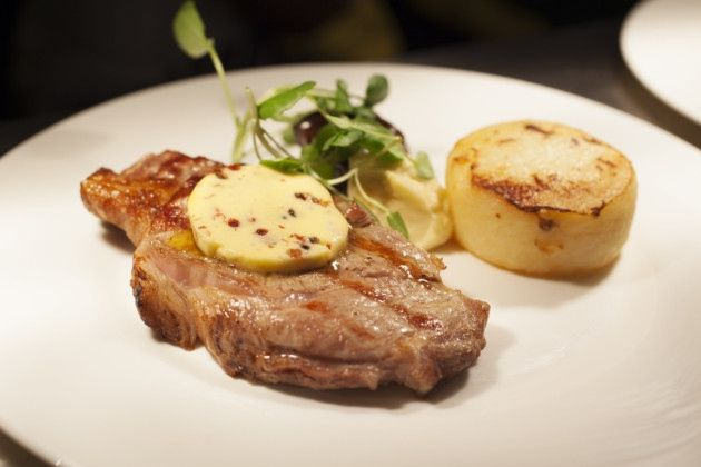 Dish Dining Room And Bar Leeds 32 Day Dry Aged 8oz
