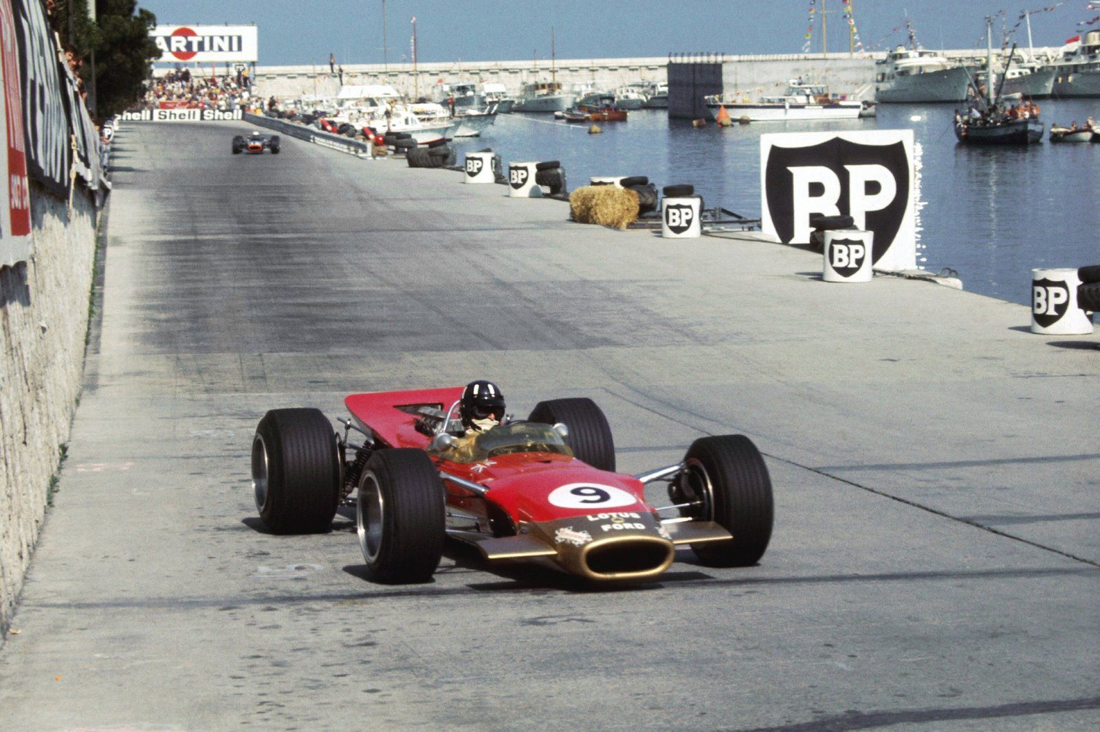 Graham Hill, Monaco 1968 | Racing Photos II | Pinterest