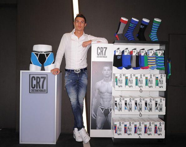 Cristiano Ronaldo CR7 launch
