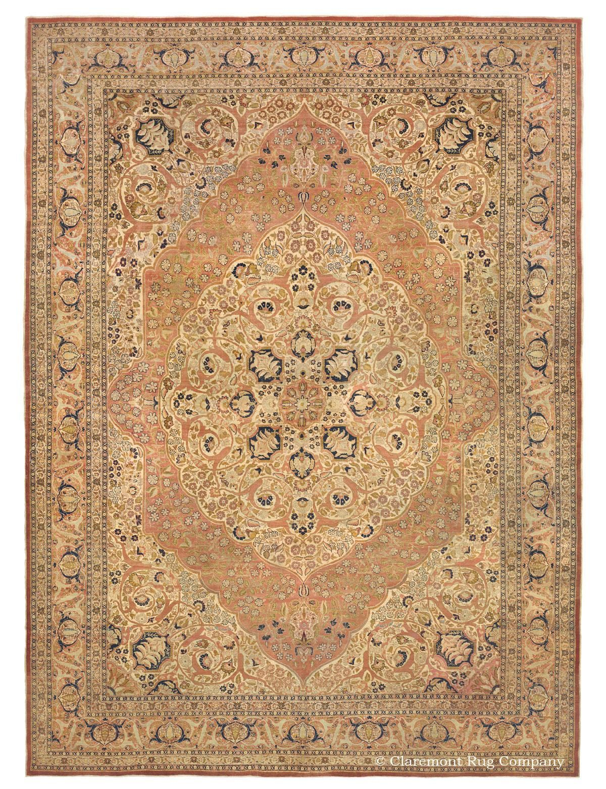 Hadji Jallili Haji Jalili Tabriz Rugs Persian Rug Designs Rugs On Carpet Rugs