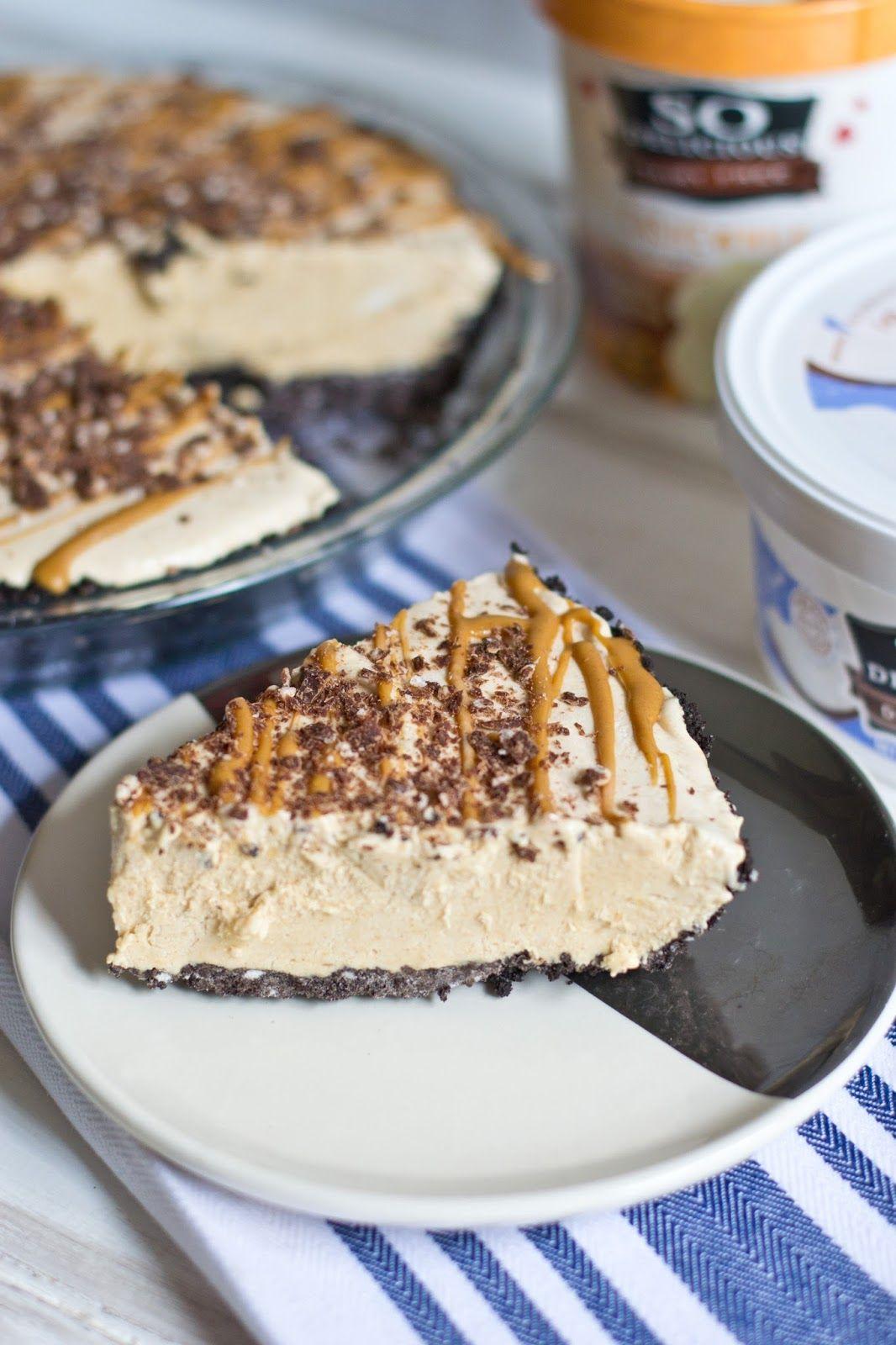 Frozen Peanut Butter Pie Gluten Free Vegan Peanut Butter Ice