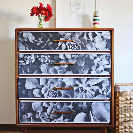 Project Restyle: Photo Decoupage