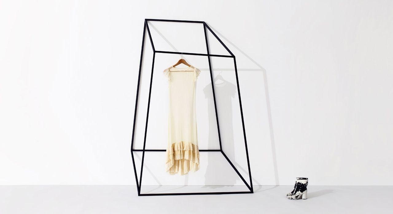 Clothing rack wardrobe home design pinterest