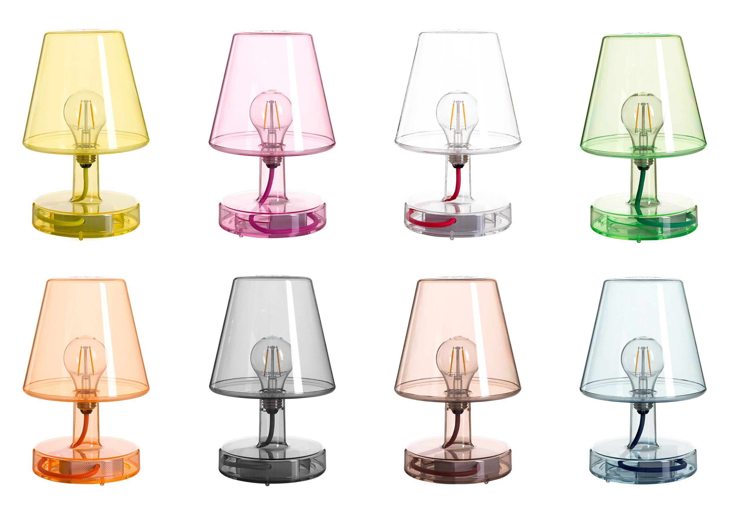 Fatboy Transloetje Colours Lamp Touch Lamp Retro Table Lamps