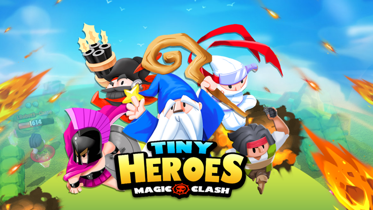 Tiny Heroes - Magic Clash For Your Windows / Mac PC – Download And