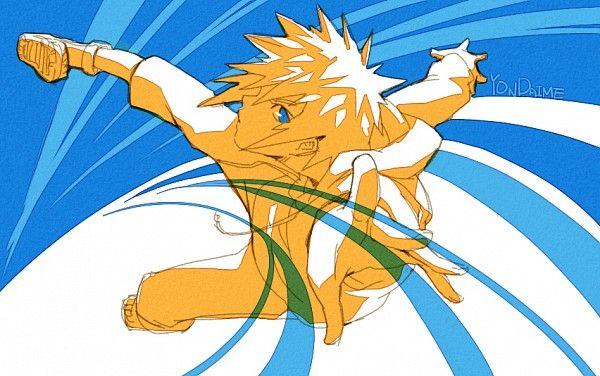 Minato Namikaze And Naruto | Namikaze Minato/#714847 - Zerochan