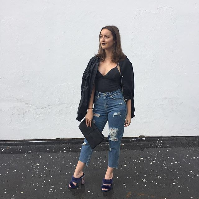 Instagram media by asos_megan - Trying out a heel for once 👠