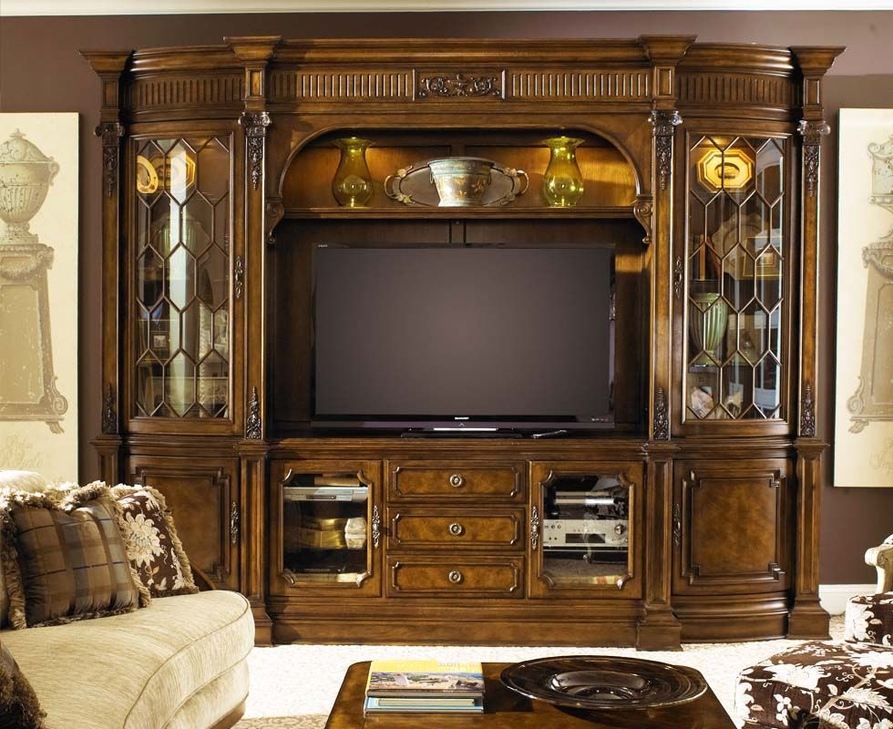Fine Furniture Design Entertainment Wall Units And Tv