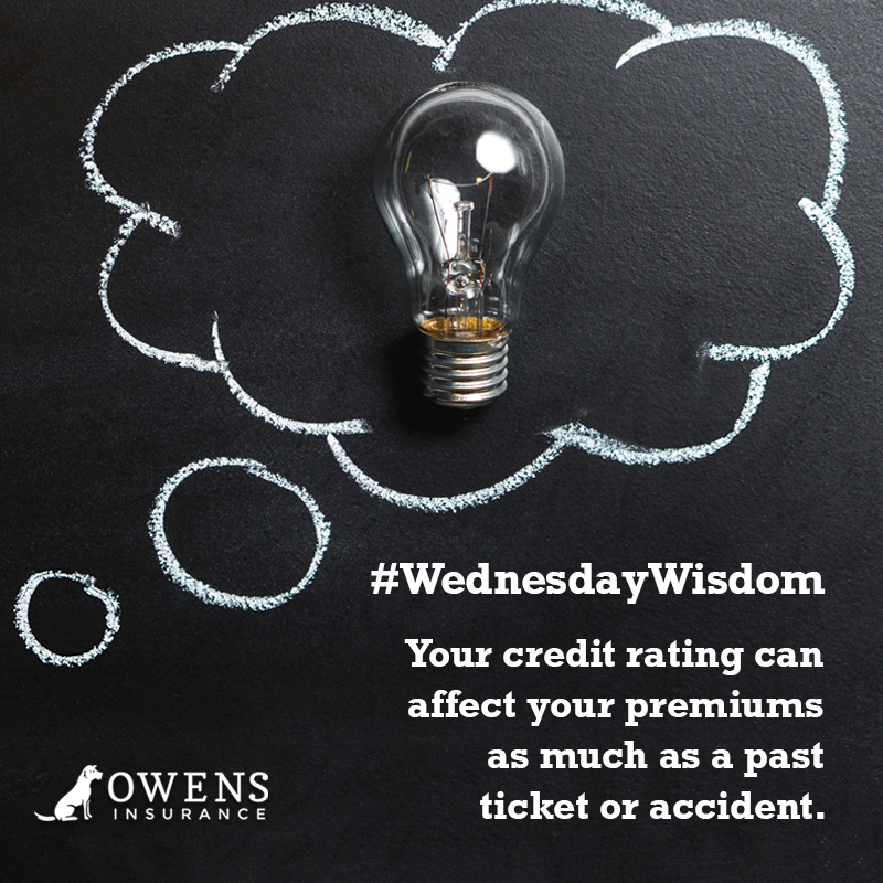 Did you know that your #credit rating can affect your ...