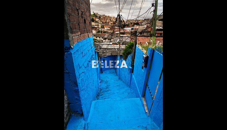 Favela in Brasil:: Beleza