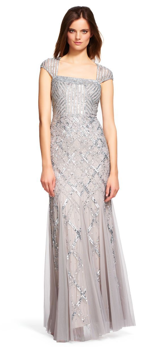 30 Most Classy Silver Bridesmaid Dresses | perfect wedding ...