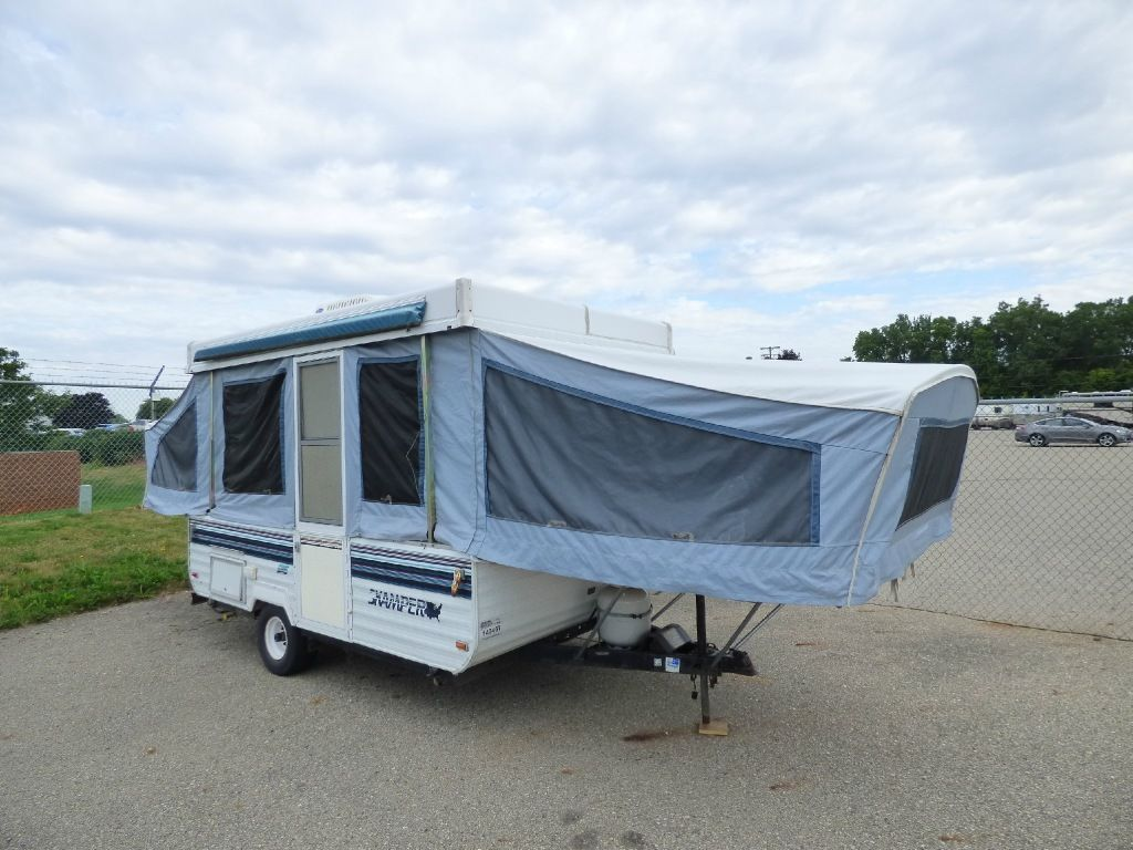 Used 1992 Skamper 210 C Folding Pop Up Camper At General Rv Mt