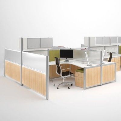 Modular Office Furniture Workstations Cubicles Systems Modern