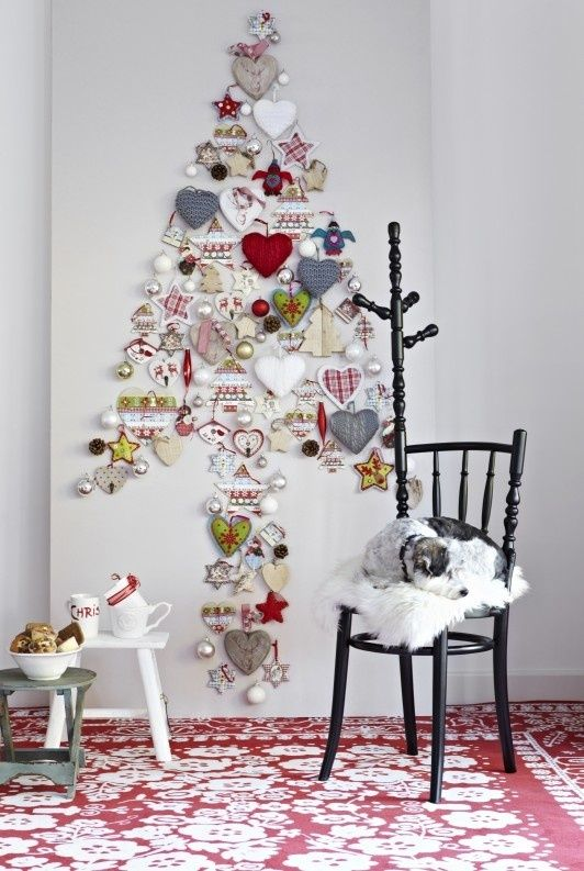 Christmas Trees for Small Spaces Navidad Pinterest Small