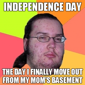 Funny Memes about American Independence day