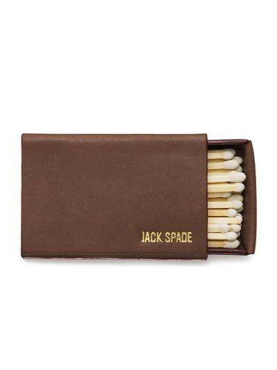 leather matchbox