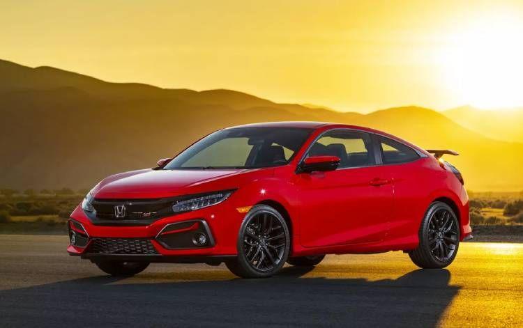 الوان هوندا سيفيك 2020 الكوبيه والسيدان بالصور Honda Civic Si Honda Civic Coupe Honda Civic Si Coupe