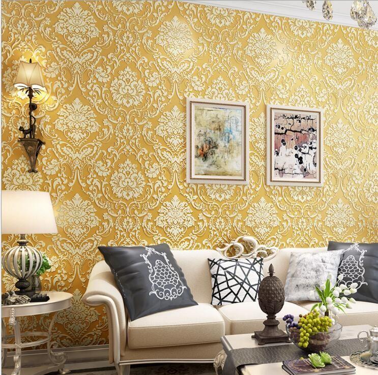 Image result for blue pattern wallpaper bedroom