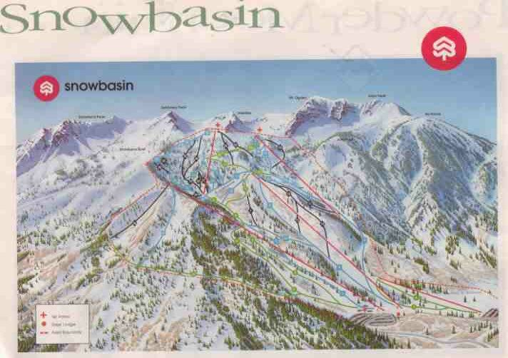 Snowbasin Retro Trail Map | Snowbasin Through the Years ... on powder mountain trail map, ski santa fe trail map, nordic valley trail map, beaver creek trail map, sugar bowl trail map, brighton trail map, alta ski trail map, big sky trail map, trollhaugen trail map, canyons trail map, whistler blackcomb trail map, wolf mountain trail map, attitash bear peak trail map, seven springs mountain resort trail map, grand targhee resort trail map, snow trails trail map, mt. hood ski bowl trail map, sunrise park resort trail map, mammoth ski resort trail map,