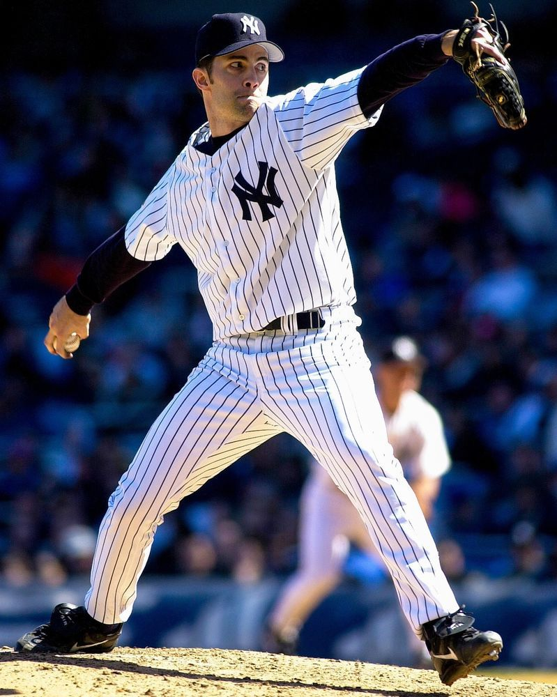 Mike Mussina Unsigned 8x10 Color Photo Yankees 1 From 9 99 New York Yankees Ny Yankees Yankees