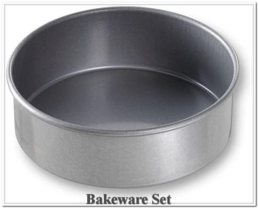 Chicago metallic bakeware 6 straightsided deep round