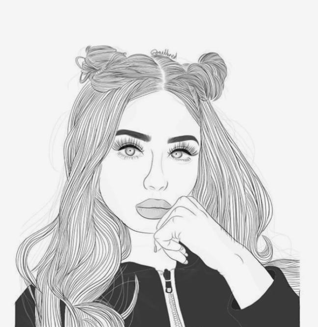 Pin by Åaliyah C on Girls ( Black & White ) in 2019 ...
