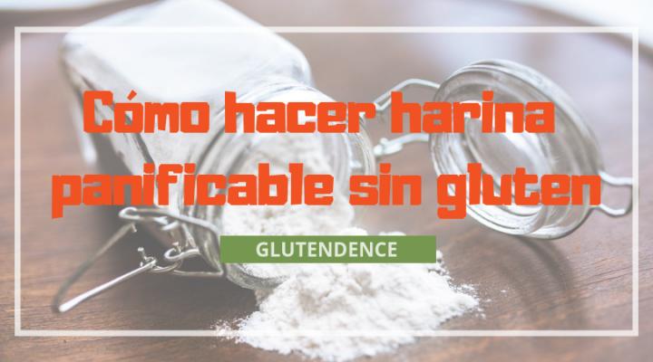 Cómo Tu Aún Compras Harina Panificable Sin Gluten Con Lo Fácil Que Es Prepararla En Casa Glutendence Te Cuenta Cómo Harina Sin Gluten Pan Sin Horno