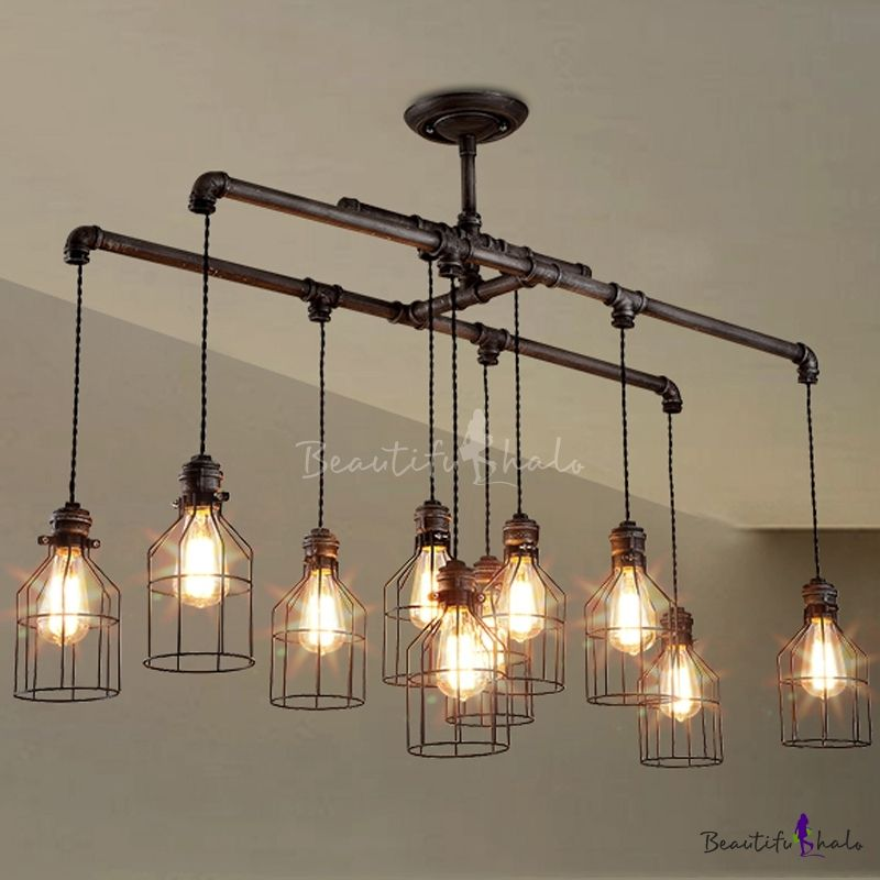 Dennis Retro Kitchen Linear Island Pendant Lighting Clear: I Like This. Do You Think I Should Buy It? $323