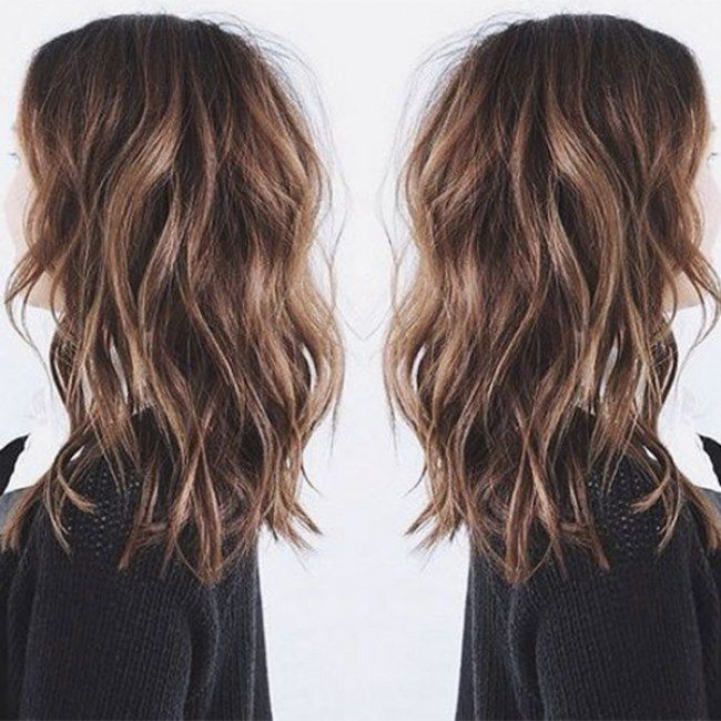 Winter Balayage Hair Colour For More Ideas Click The Picture Or Visit Www Sofeminine Co Uk Hair Styles Long Hair Styles Volume Hair
