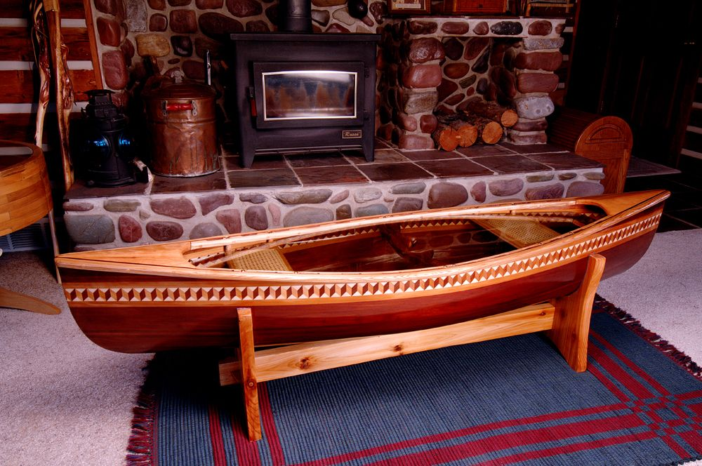 Canoe Table An Impressive Piece Of Work