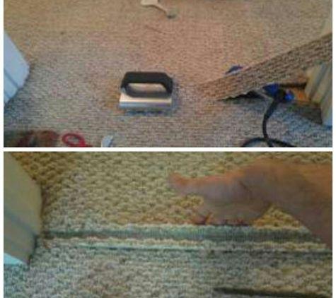 Atlanta Carpet Repair Expert Atlanta Ga Doorway Berber Carpet Seam Repair Service Atlanta Carpet Repair Carpet Repair Berber Carpet How To Clean Carpet