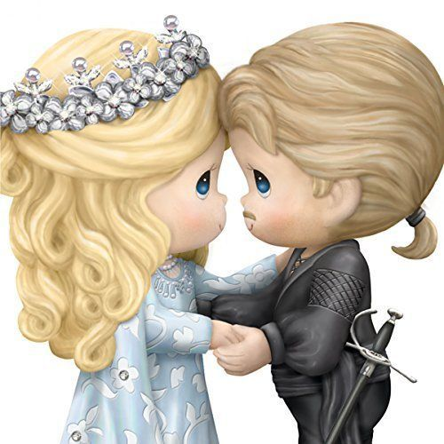 Precious Moments The Princess Bride As You Wish Figurine With Buttercup And by #Hamilton