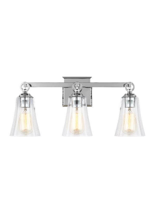 Guest Bath Fixture: Feiss - Monterro Collection 3 Light Vanity ...