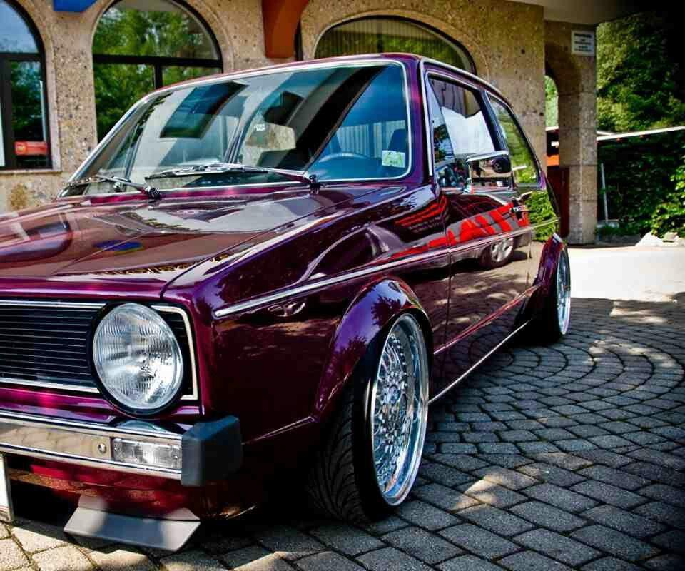 Mark 1 Volkswagen Golf Volkswagen Golf Gti Volkswagen Golf Mk1