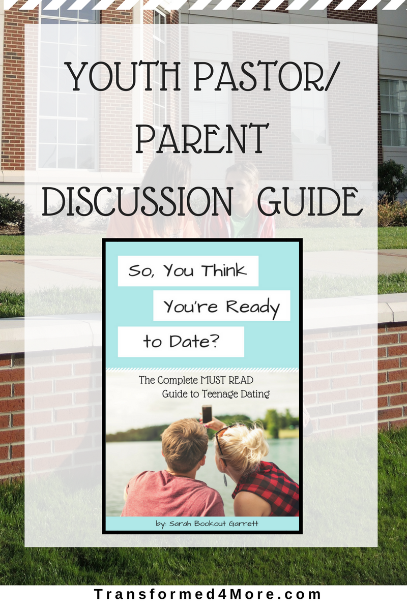 Christian parents guide to teenage dating
